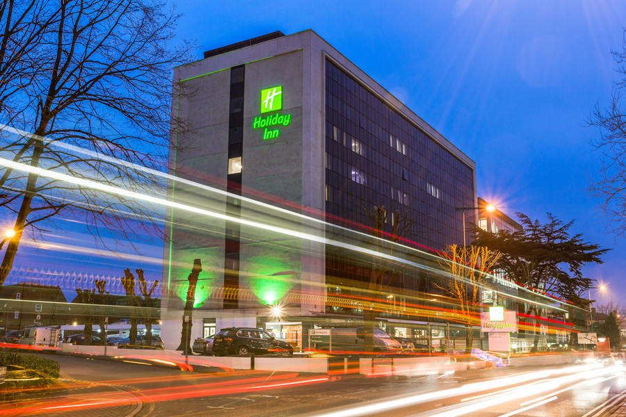 Holiday Inn Central London Hotels